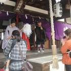 日曜日 岡山県浅口市 大浦神社へ 集合です!!