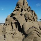 あさひ砂の彫刻美術展2012