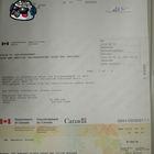 カナダからの手紙
