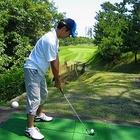 今年お初ゴルフ